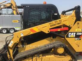 CATERPILLAR 259D LRC Skid Steer Loaders - picture0' - Click to enlarge