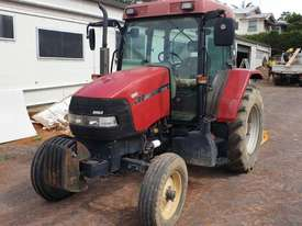 Case CX80 cab tractor & slasher - picture1' - Click to enlarge