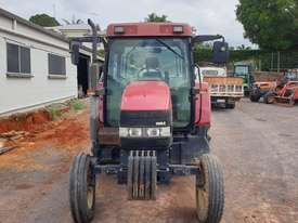 Case CX80 cab tractor & slasher - picture3' - Click to enlarge