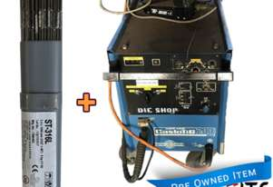 Castolin Eutectic TIG Welder AC/DC with Hyundai TIG Filler Wire Stainless Steel