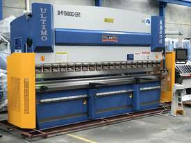 Feature Packed 135Ton x 4000mm CNC Pressbrake With CNC Touch Screen Controller & Laser Guards - picture2' - Click to enlarge
