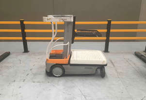 Crown WAV50-118 Manlift Access & Height Safety