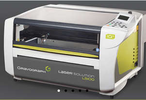 GRAVOGRAPH LS100 Co2 LASER ENGRAVING MACHINE
