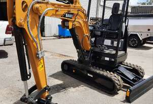 IN STOCK NOW!! $38 per day finance. Excavator SY26U 2.8t SA Dealer