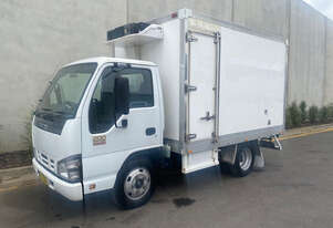 Isuzu NKR200 Refrigerated Truck