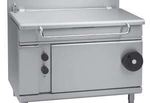 Waldorf 800 Series BPL8120G - 1200mm Gas Tilting Bratt Pan Low Back Version