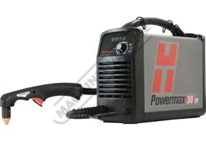 Powermax30 XP Inverter Plasma Cutter Clean Cut 10mm - Cut Speed 500mm/min / 12mm - Cut Speed 250mm/m