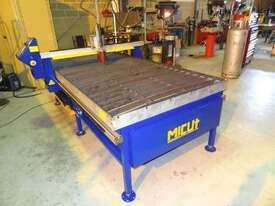 MiCut CNC plasma table  - picture0' - Click to enlarge