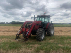 CASE IH MXM155 FWA/4WD Tractor - picture0' - Click to enlarge