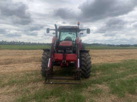 CASE IH MXM155 FWA/4WD Tractor - picture1' - Click to enlarge