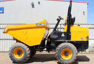 2016 JCB 9T FORWARD TIP SITE DUMPER U3991