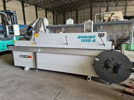 HOLZHER SPRINT 1315 2 Edgebander with corner rounding - picture0' - Click to enlarge