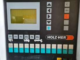 HOLZHER SPRINT 1315 2 Edgebander with corner rounding - picture1' - Click to enlarge