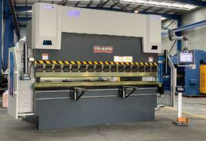 Fully Featured 5 Axis CNC Pressbrake With Eco Power Down Feature - DSP Laser Guards Included