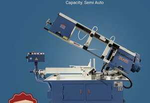 SM-HBS500SAM - Semi Auto & Hydraulic Clamping, Double Mitre, Made in Taiwan