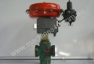 Fisher Controls 54-24 O13 Control Valve.