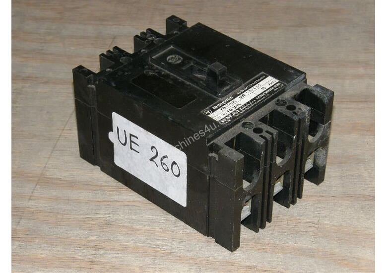 Westinghouse FB3015 Circuit Breakers.