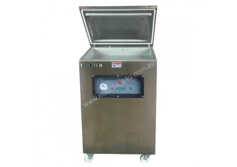 New Fischer Dz 500 Cryovac Machines In Listed On