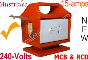 Power Board, 15-amps, 240 volts,  for site work***