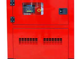 13kVA Perkins 3 phase generator set - picture2' - Click to enlarge
