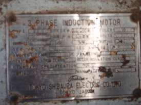 Squirrel Cage Motor - picture1' - Click to enlarge