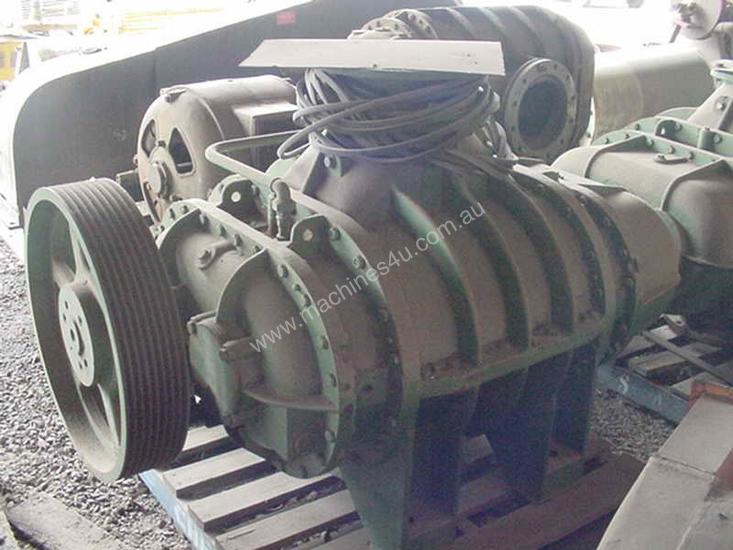 Roots Type Blower