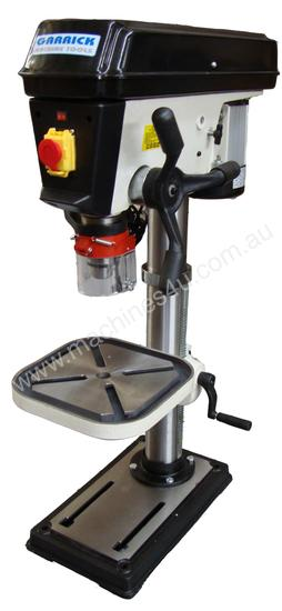 GARRICK Heavy Duty Bench Drill Press - 20mm cap