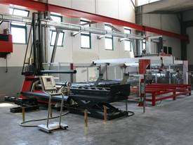 Plate Rolls DAVI CNC Automated Intelligent Plant - picture3' - Click to enlarge
