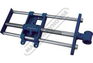 WVF-265 Wood Working Vice Guides - End or Front Mount  265mm Jaw Width Quick Release, 330mm Maximum