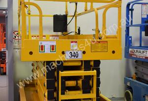 40ft /14m COMPACT ELECTRIC SCISSOR LIFT