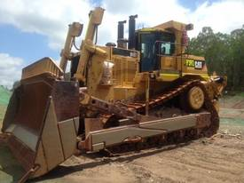 Caterpillar D10T Std Tracked-Dozer Dozer