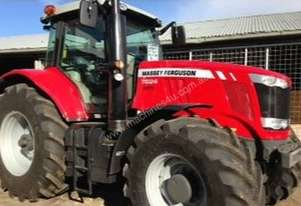 2013 Massey Ferguson 7624 DYNA-6 EFFICIENT