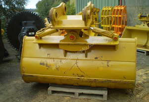 Tilt Bucket to Suit 45 Ton NEW 2.3 metres wide