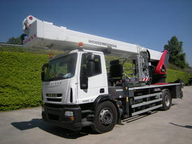 CTE B-Lift 430 HR Truck-Mounted Platform  - picture8' - Click to enlarge