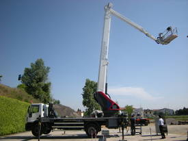 CTE B-Lift 430 HR Truck-Mounted Platform  - picture12' - Click to enlarge