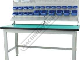 IWB-40P2 Industrial Work Bench Package Deal 1800 x 750 x 1725mm 1000kg Load Capacity - picture0' - Click to enlarge