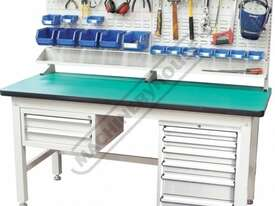 IWB-40P2 Industrial Work Bench Package Deal 1800 x 750 x 1725mm 1000kg Load Capacity - picture19' - Click to enlarge