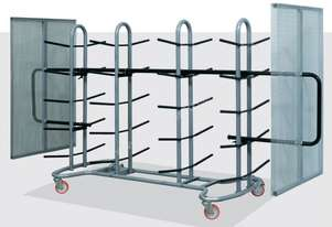 FOM CARR 100 extrusion trolley