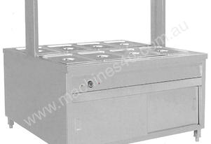 F.E.D. BS8H Heated Buffet Bain Marie Centre Servery