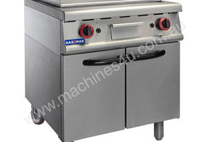 F.E.D. JZH-RG(P) Gasmax Gas Griddle On Cabinet