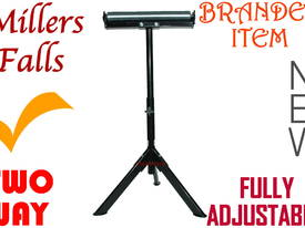 Roller Stand, two way top, foldable, fully adjusta