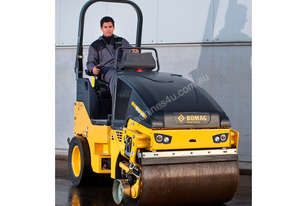 Bomag BW100AC-5 - Steered Tandem Rollers