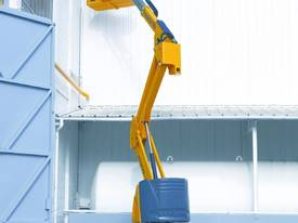 Haulotte HA 120 PX Knuckle Boom Lift - picture0' - Click to enlarge
