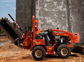Ditch Witch 49hp Ride On Trencher - picture0' - Click to enlarge