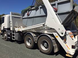 CAYVOL - JWS 160 Skip Loader - picture6' - Click to enlarge