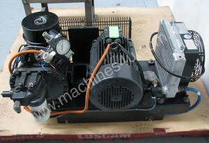 Air Compressor Motor Intercooler 5.5kW (FOR PARTS)