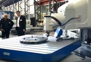 Sachman 3 + 2, 4 + 2, 5 or 6 Axis CNC Bed Mill