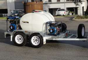 Pressure washer trailer/ water pump AVAILABLE NOW