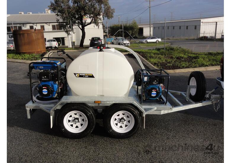 New 2019 Welding Solutions Wswtpt1000 Trailer Mounted
