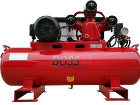 BOSS 20CFM/ 4HP AIR COMPRESSOR (112L TANK)  - picture0' - Click to enlarge